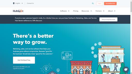 HubSpot CRM - Create your HubSpot Account