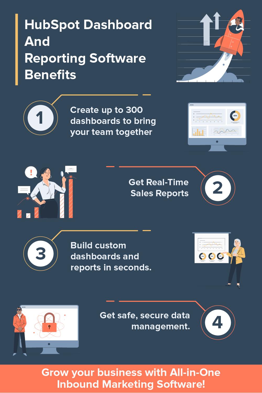 hubspot-dashboard-&-reporting-software-benefits