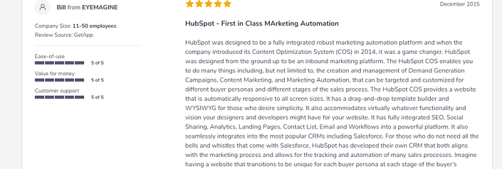 hubspot inbound review