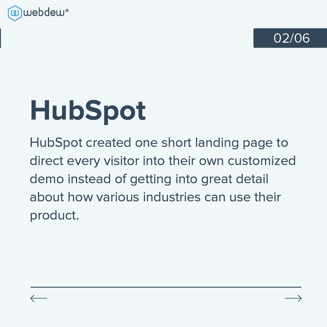 hubspot-landing-page