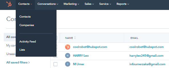 Hubspot Lifecycle Stages Multiple Contacts