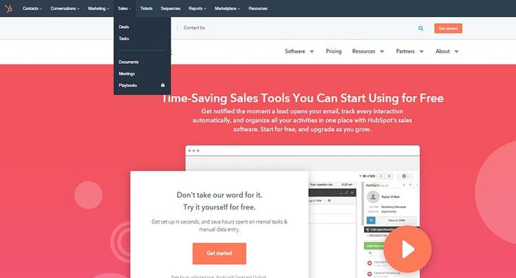 hubspot-sales-automation