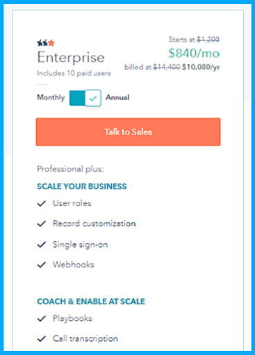 hubspot-sales-hub-pricing-enterprise