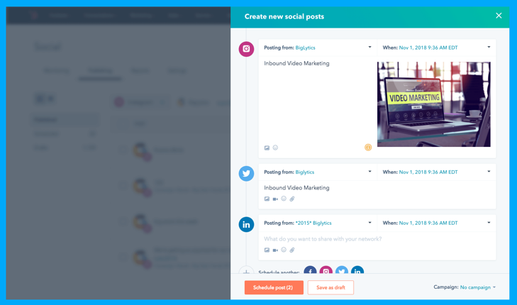 hubspot-social-tool-functionalities-screenshot