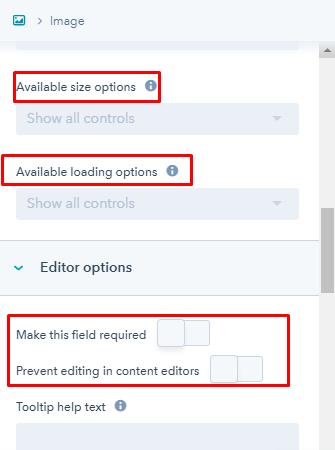 image-loading-settings