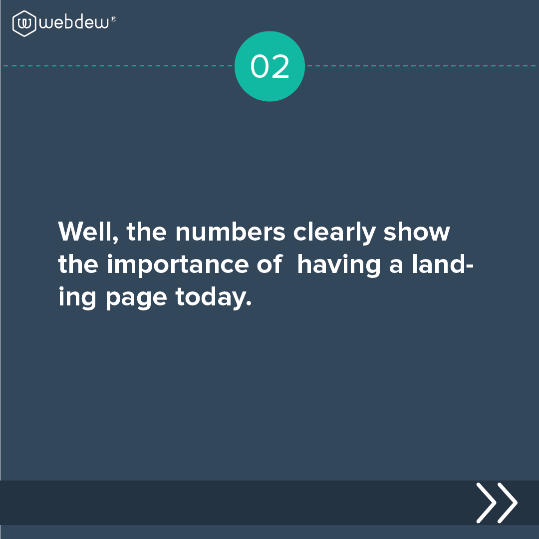 importance-of-a-landing-page