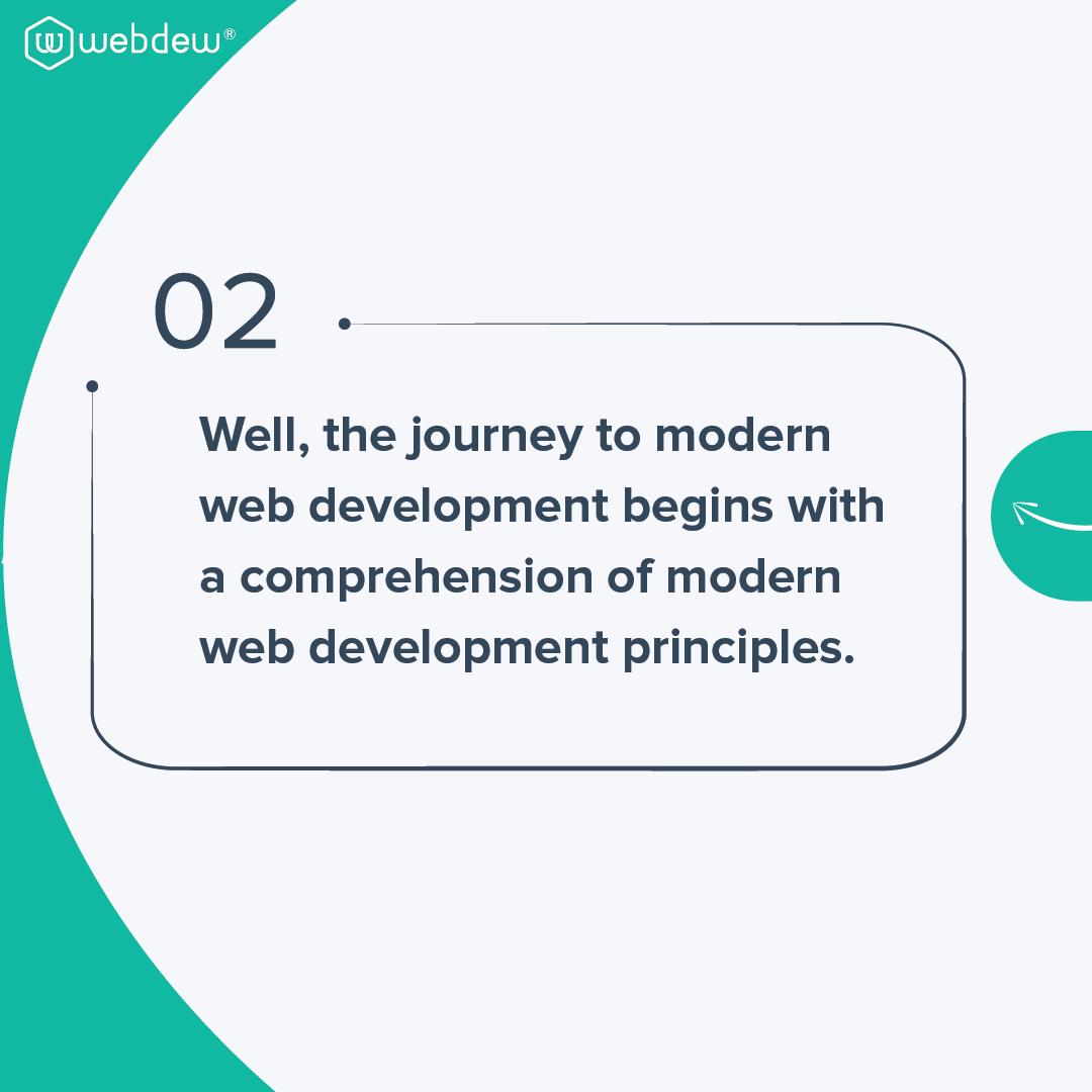 journey-to-modern-web-application-development