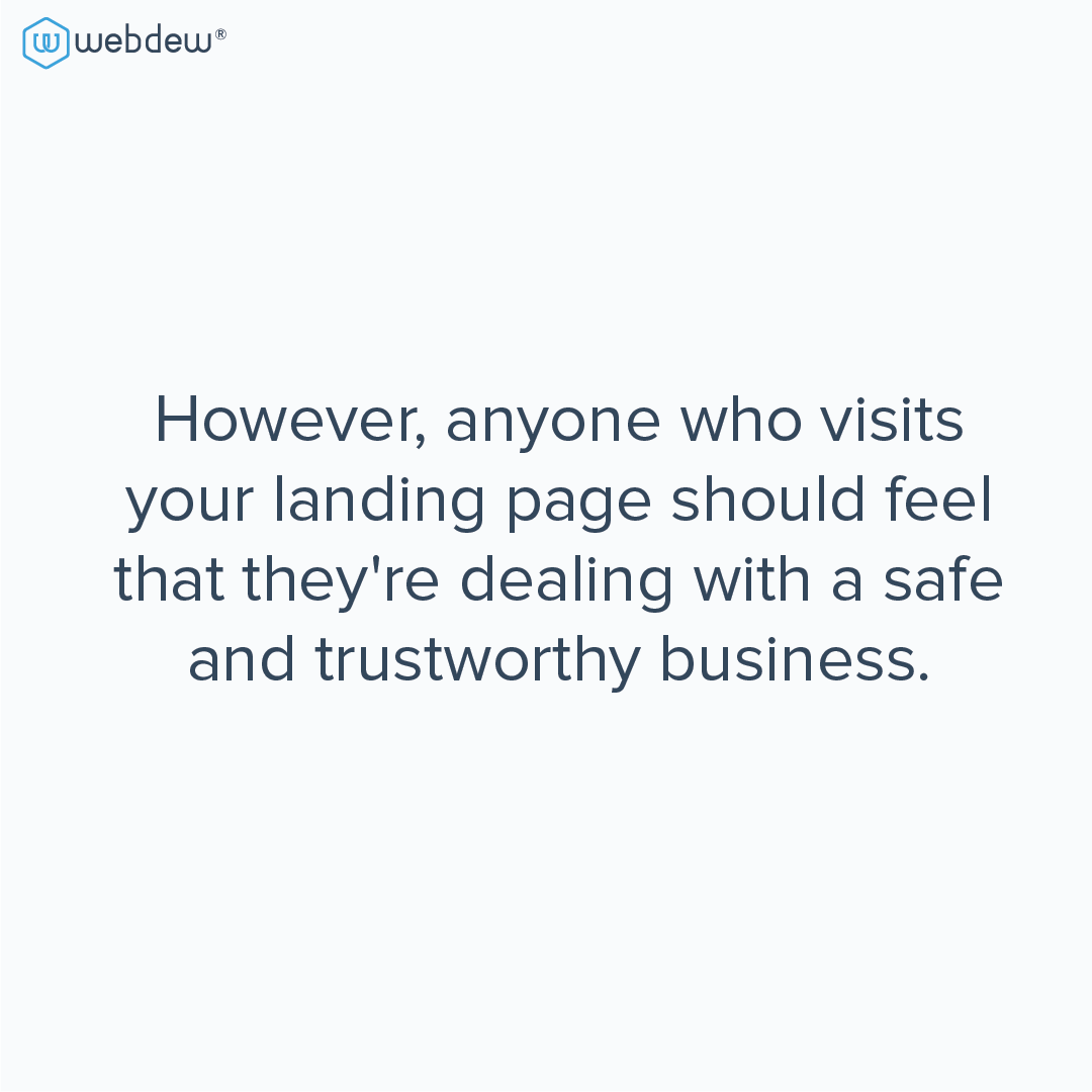 landing-page-security