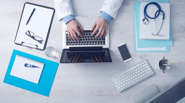 Medical website security
