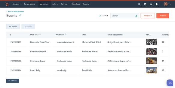 New Hubspot CMS Dynamic Content