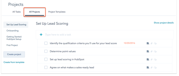 projects-hubspot