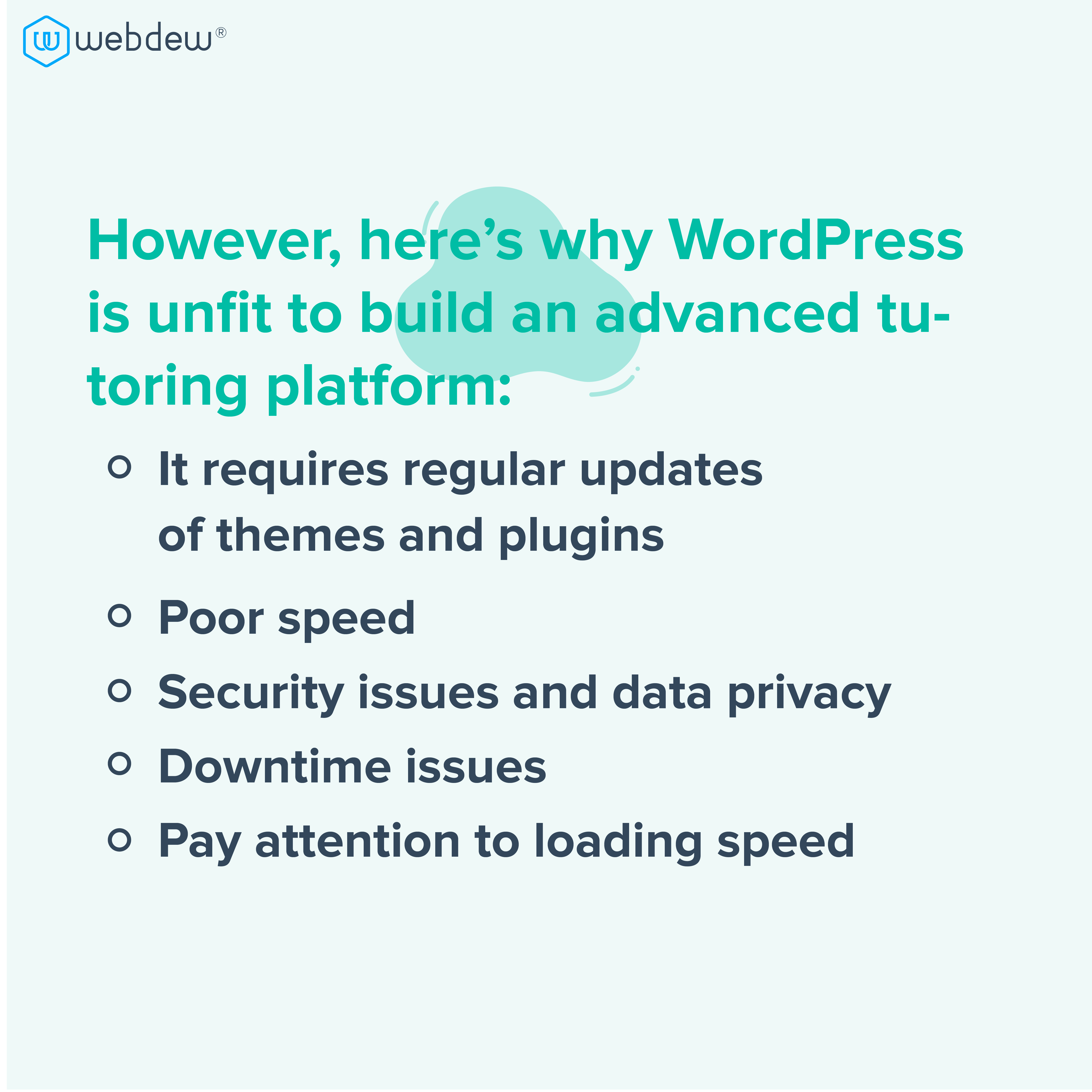 reasons-wordpress-is-not-right-to-be-a-tutoring-platform