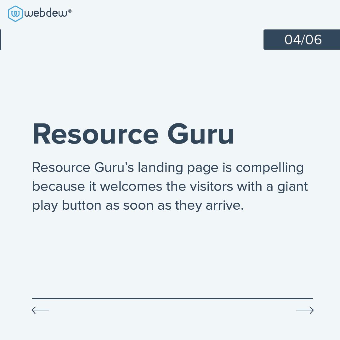 resource-guru-landing-page