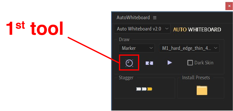 select-first-tool-from-auto-whiteboard-menu