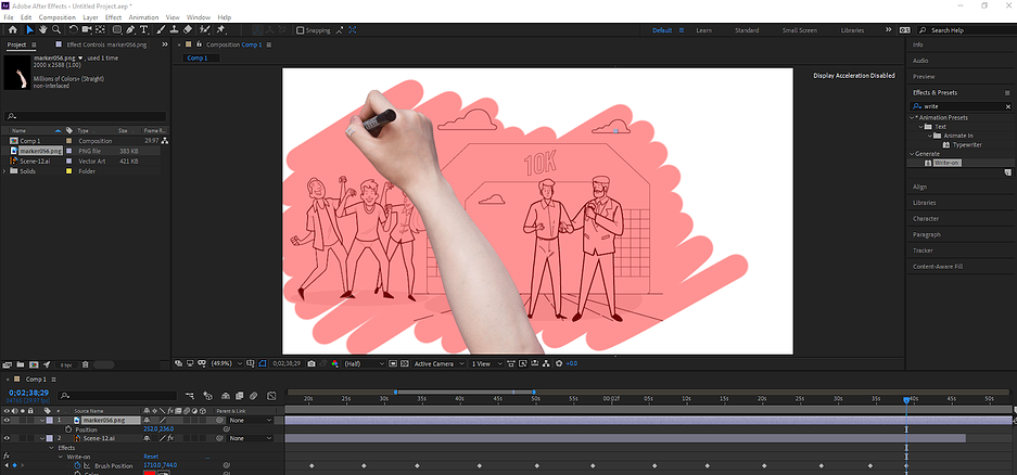 select-the-hand-graphic-layer
