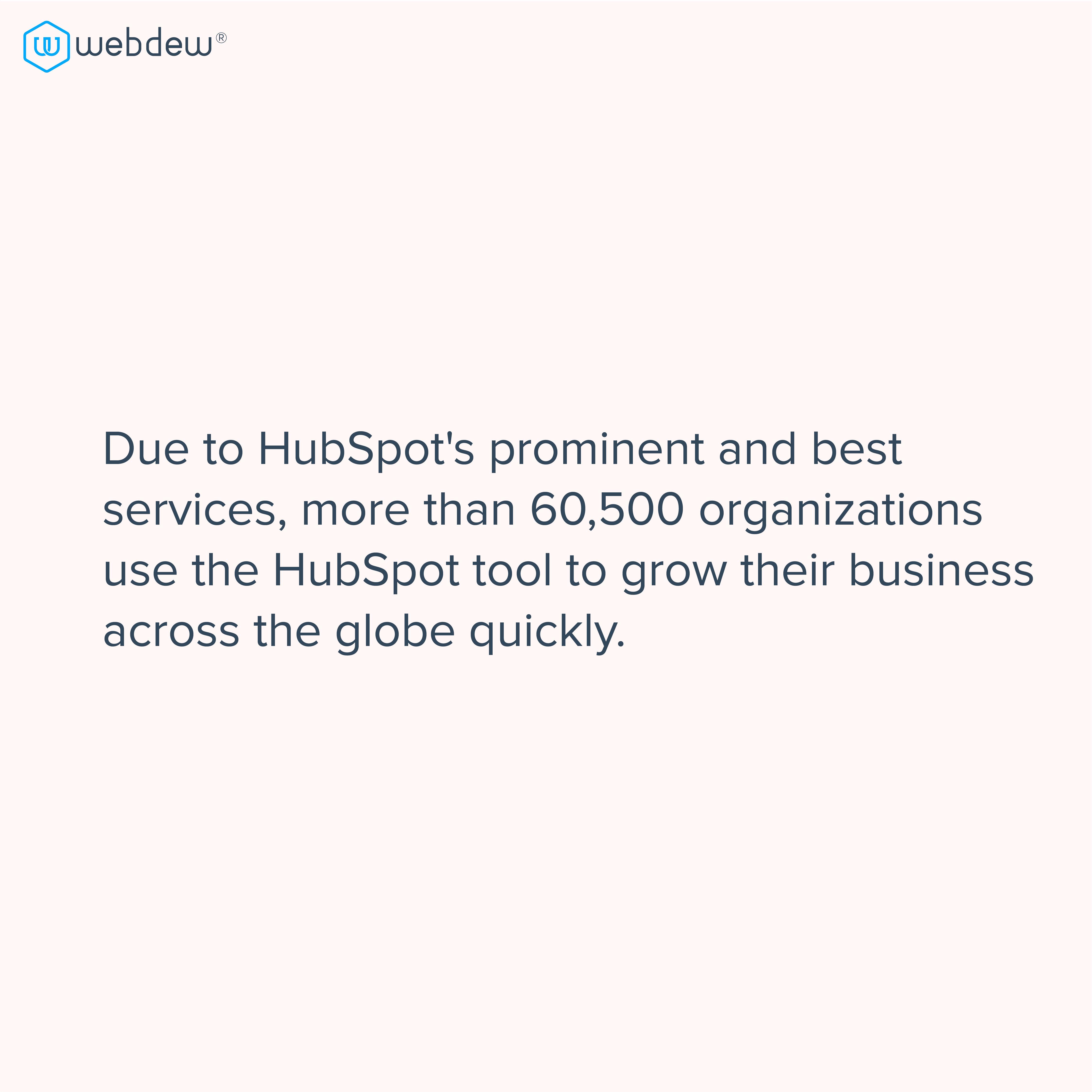 statistics about HubSpot