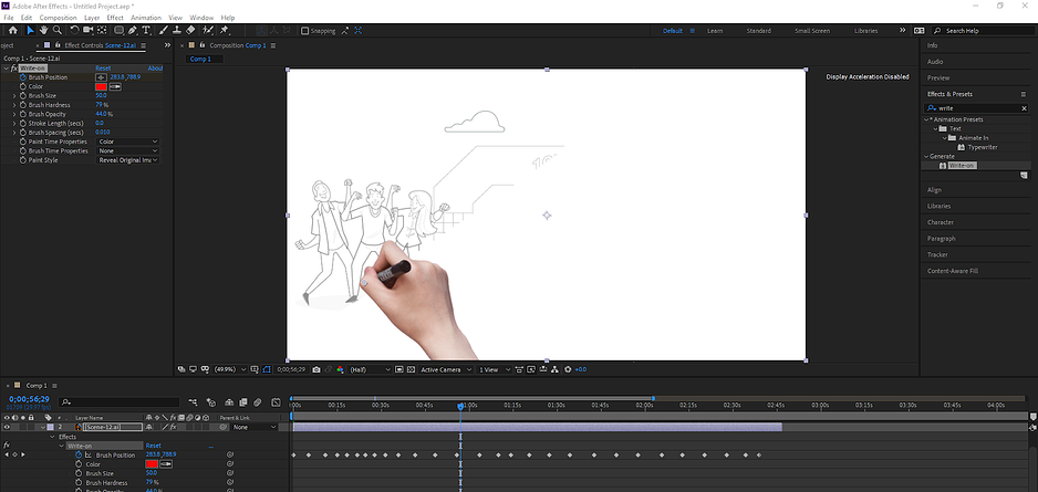 sync-hand-graphic-to-the-graphic-layer