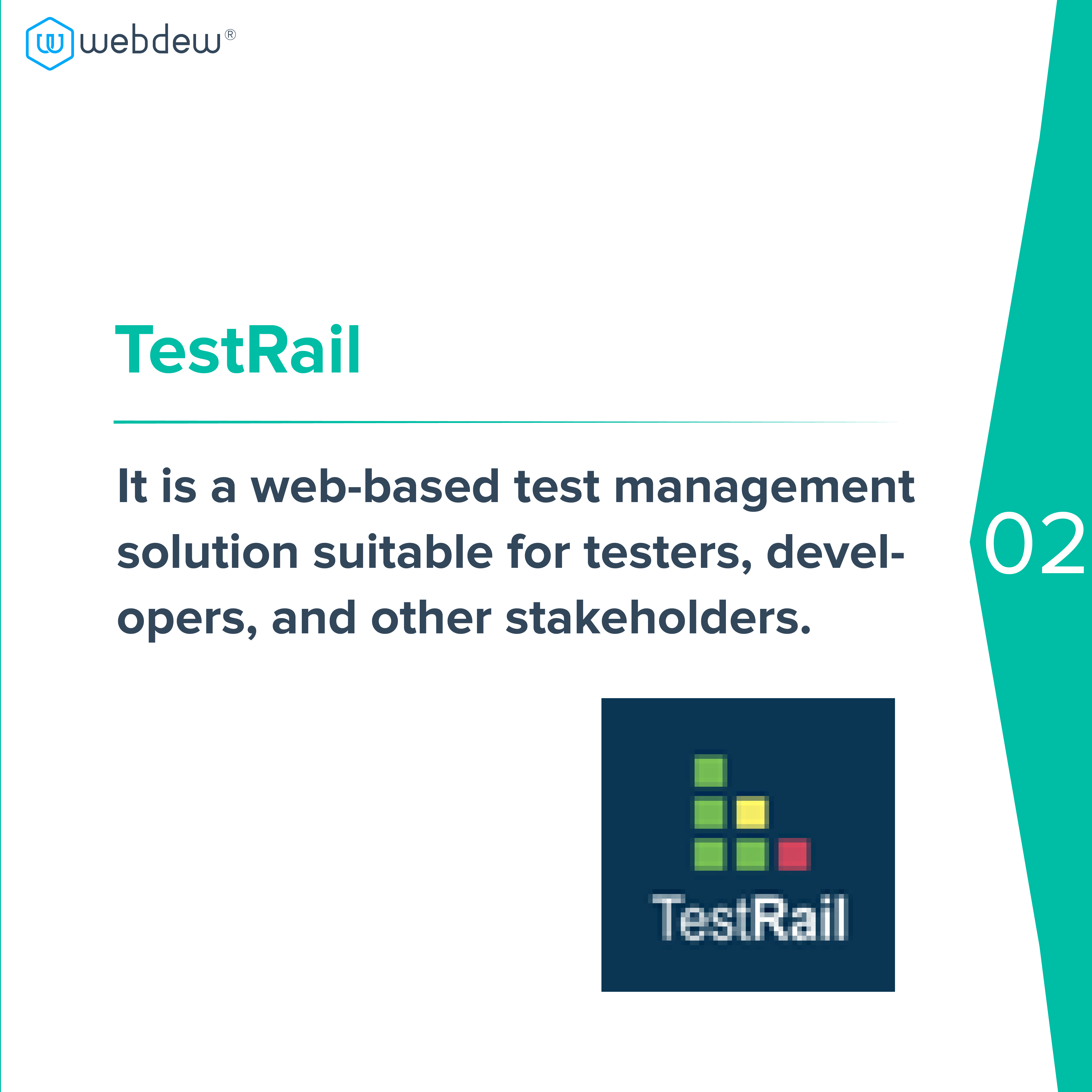 testrail-web-development-tool