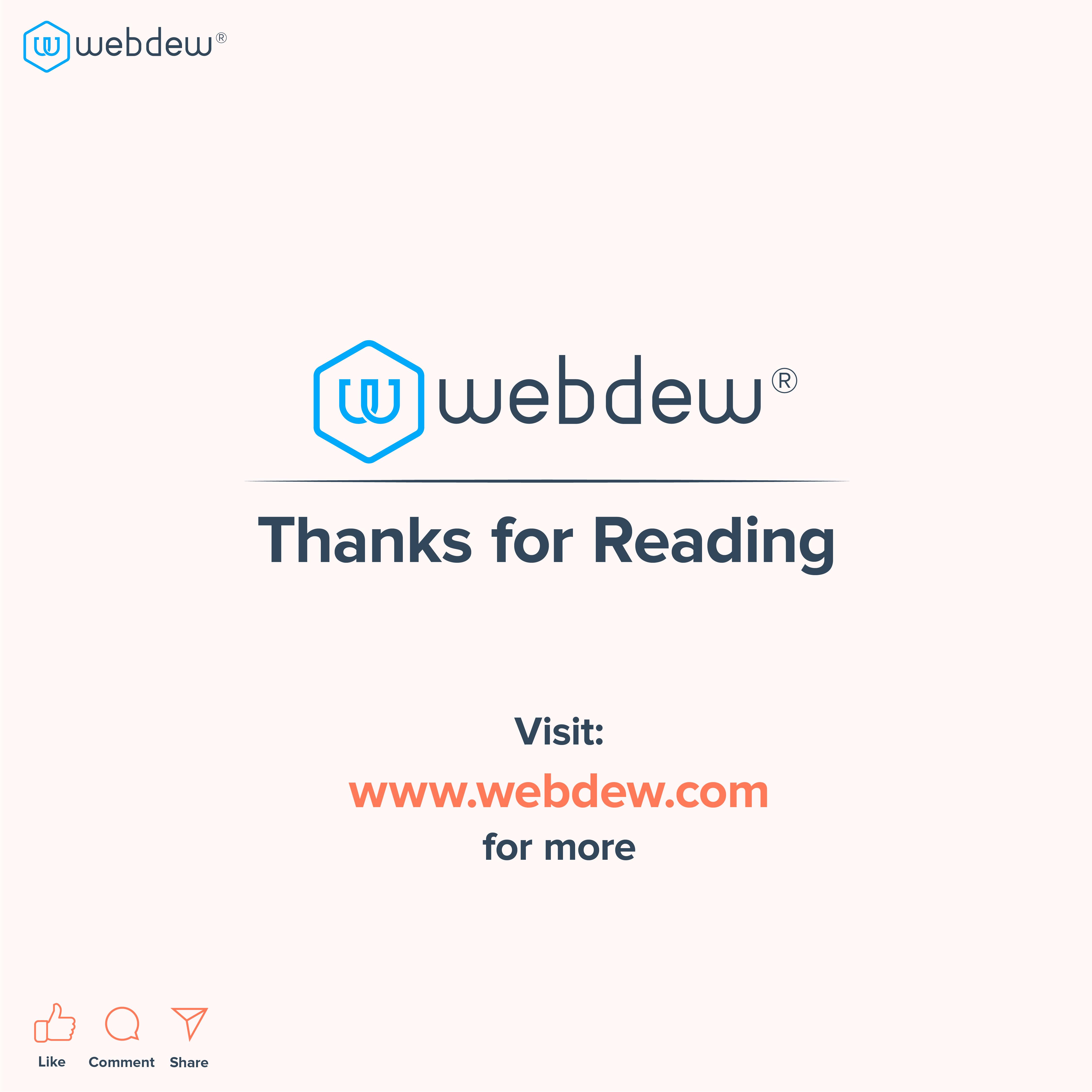 thanks for reading