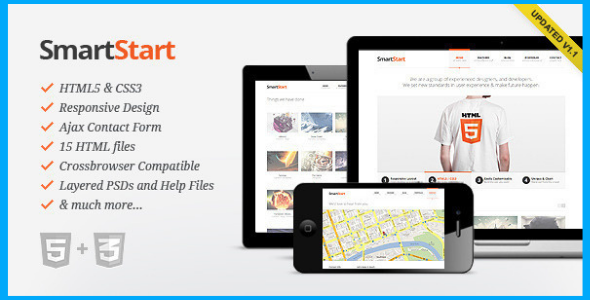 smartstart-template-screenshot