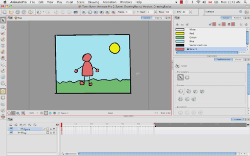 Toon Boom Animate Software