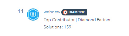 webdew-all-time-rank-on-hubspot-community-in-july