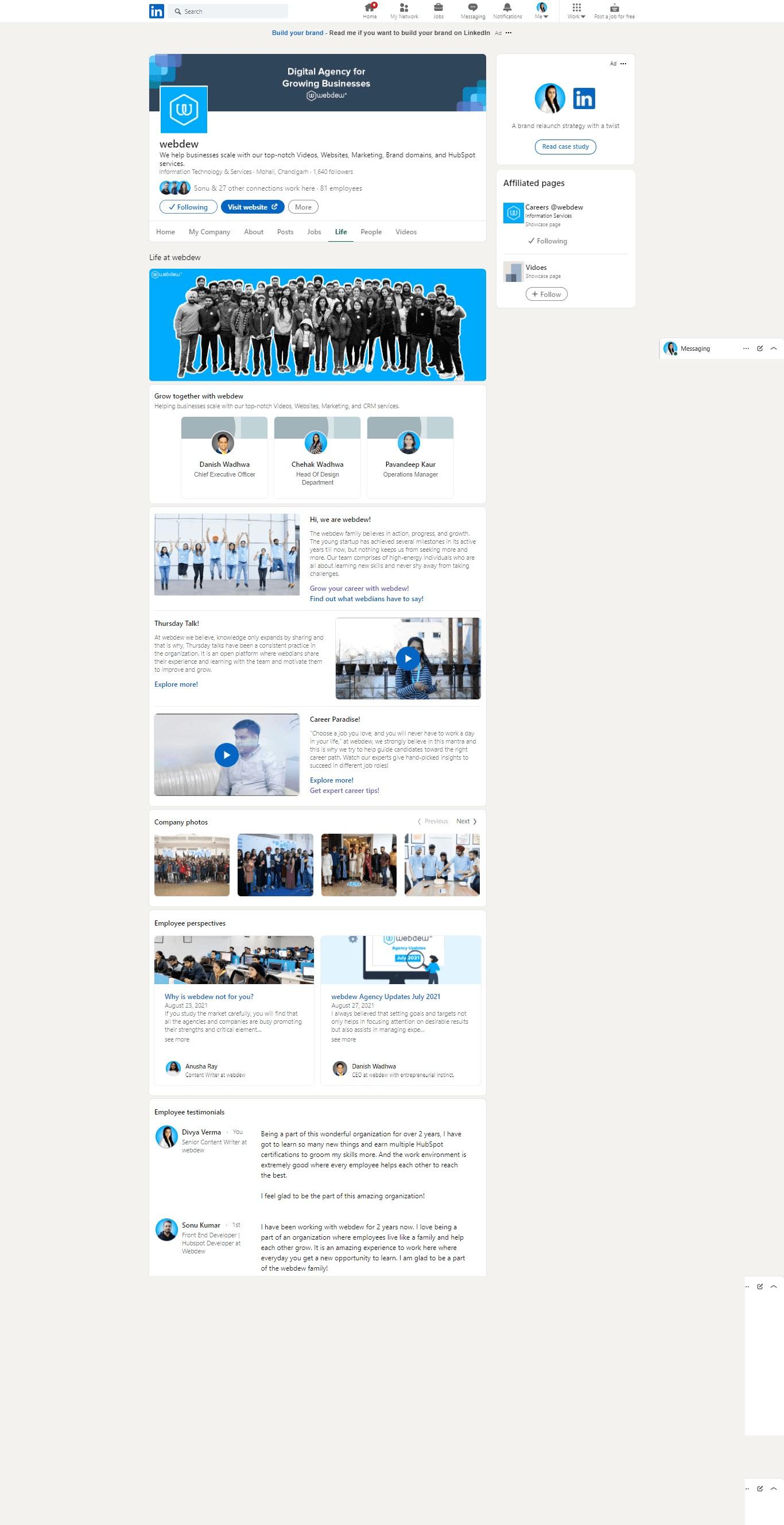 webdew-life-page-linkedIn
