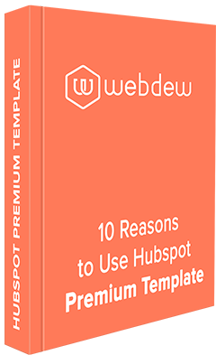 10-reasons-to-use-hubspot-premium-template