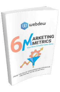 Ebook - Marketing Metrics Your Boss Cares About