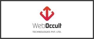 Webocult logo