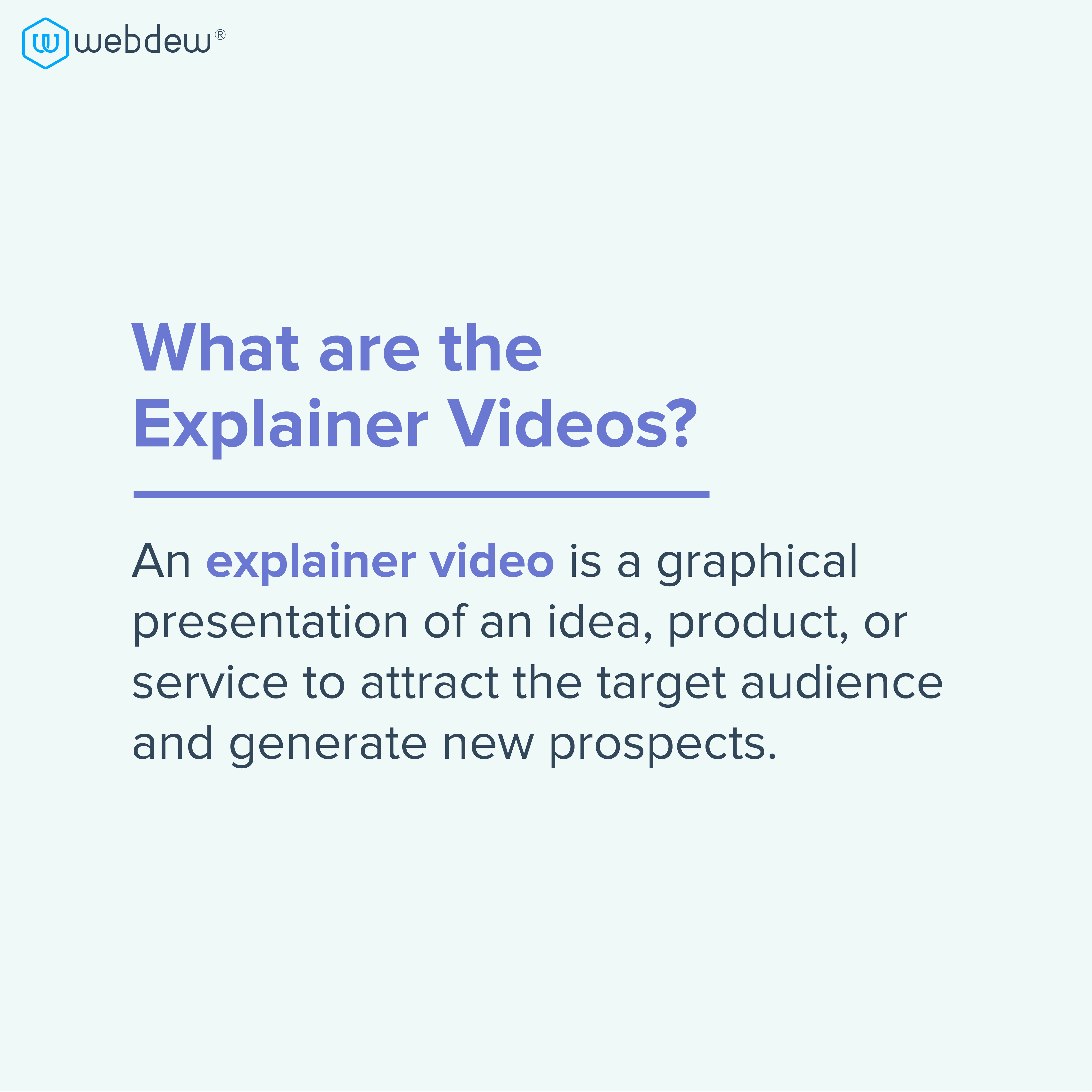 what-are-explainer-videos