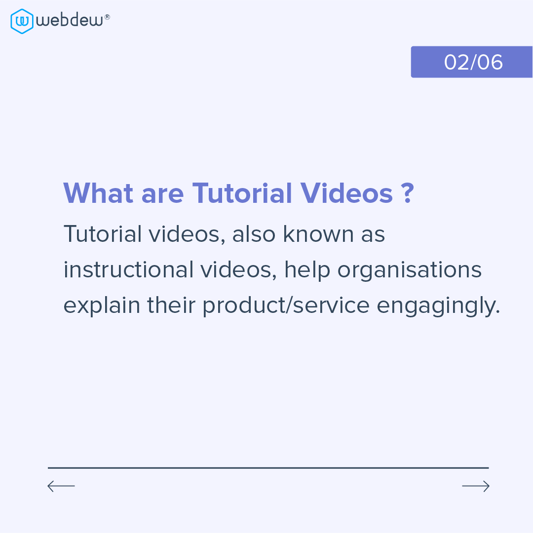 what-are-tutorial-videos