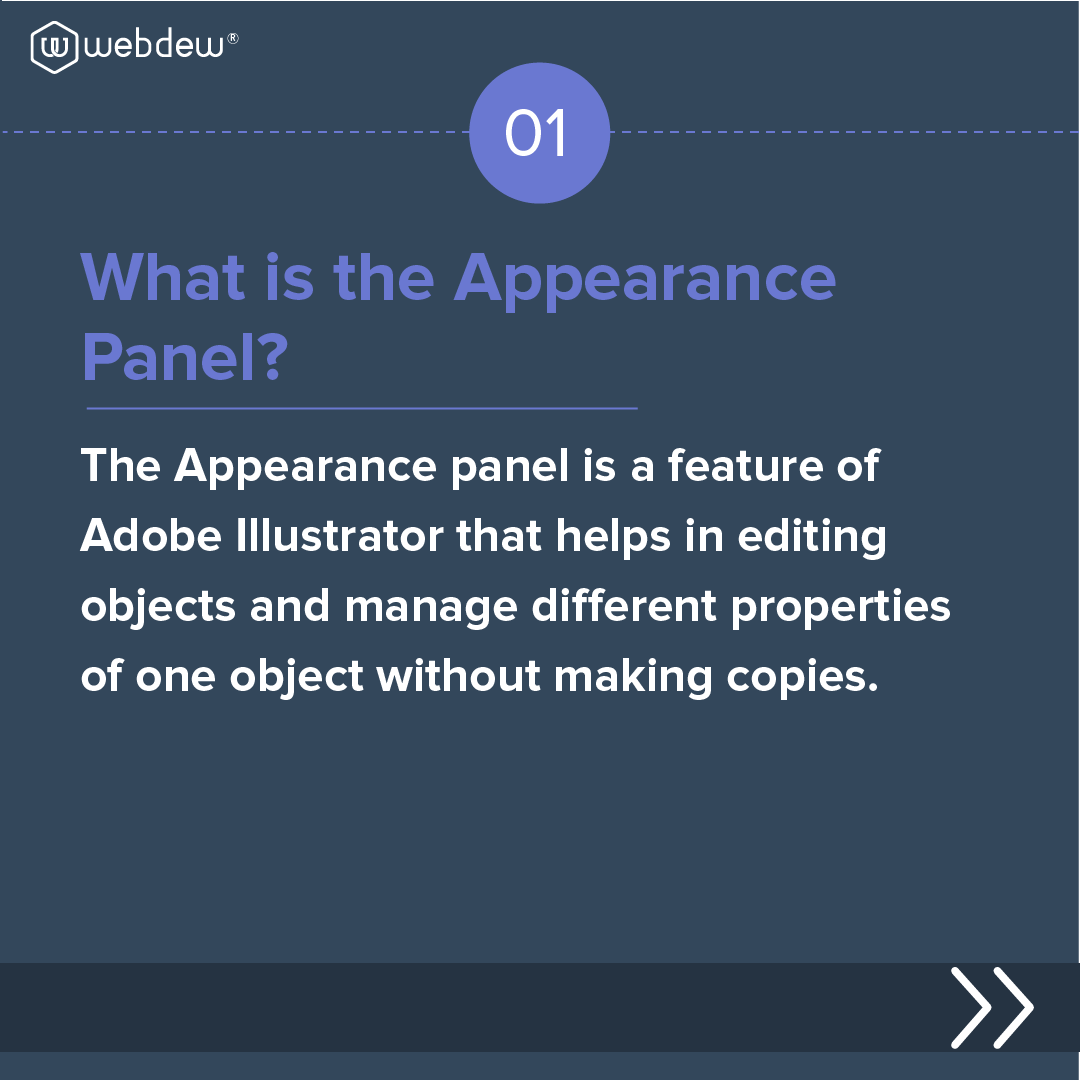 what-is-appearance-panel