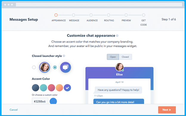 what-is-hubspot-liveChat