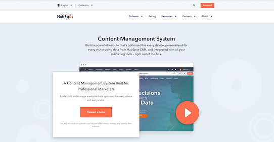 What is HubSpot CMS - Solution for All Marketers
