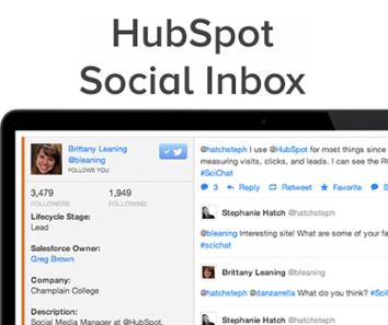 What is HubSpot - Social Inbox