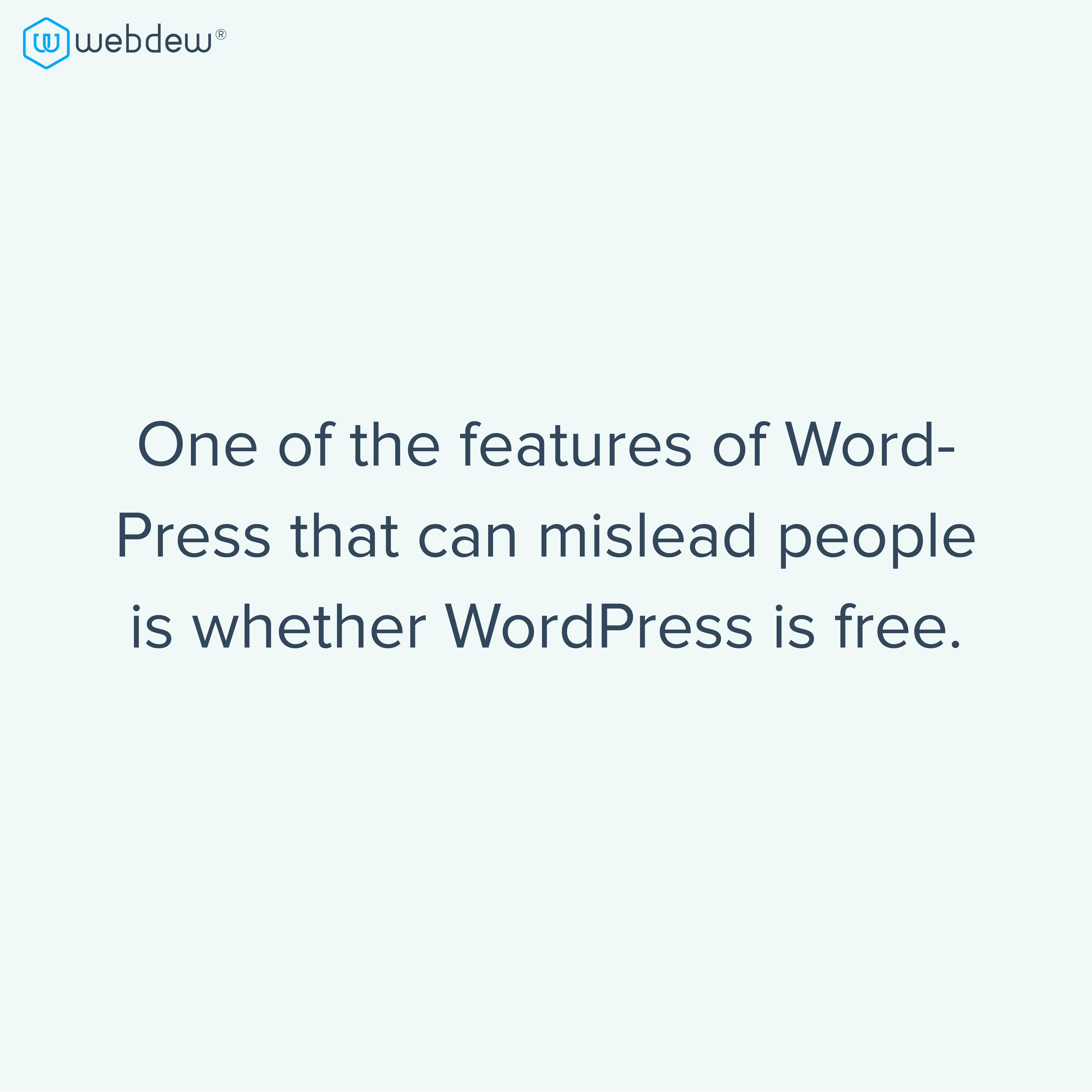 wordpress-pricing-myth
