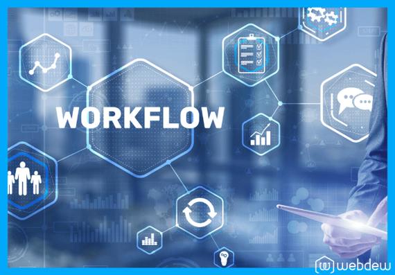 work-flow