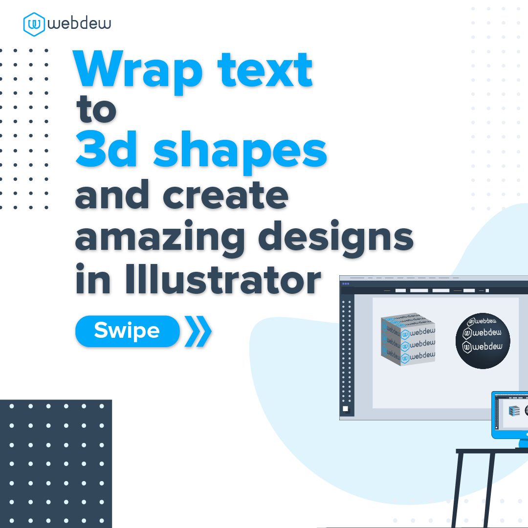 wrap-text-to-3d-shapes-and-create-amazing-designs-in-Illustrator