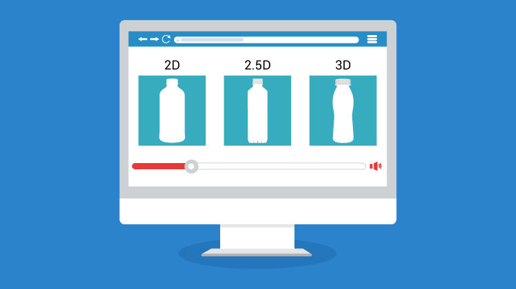 2D, 3D, 2.5D Animation 3 Reasons to create animated videos