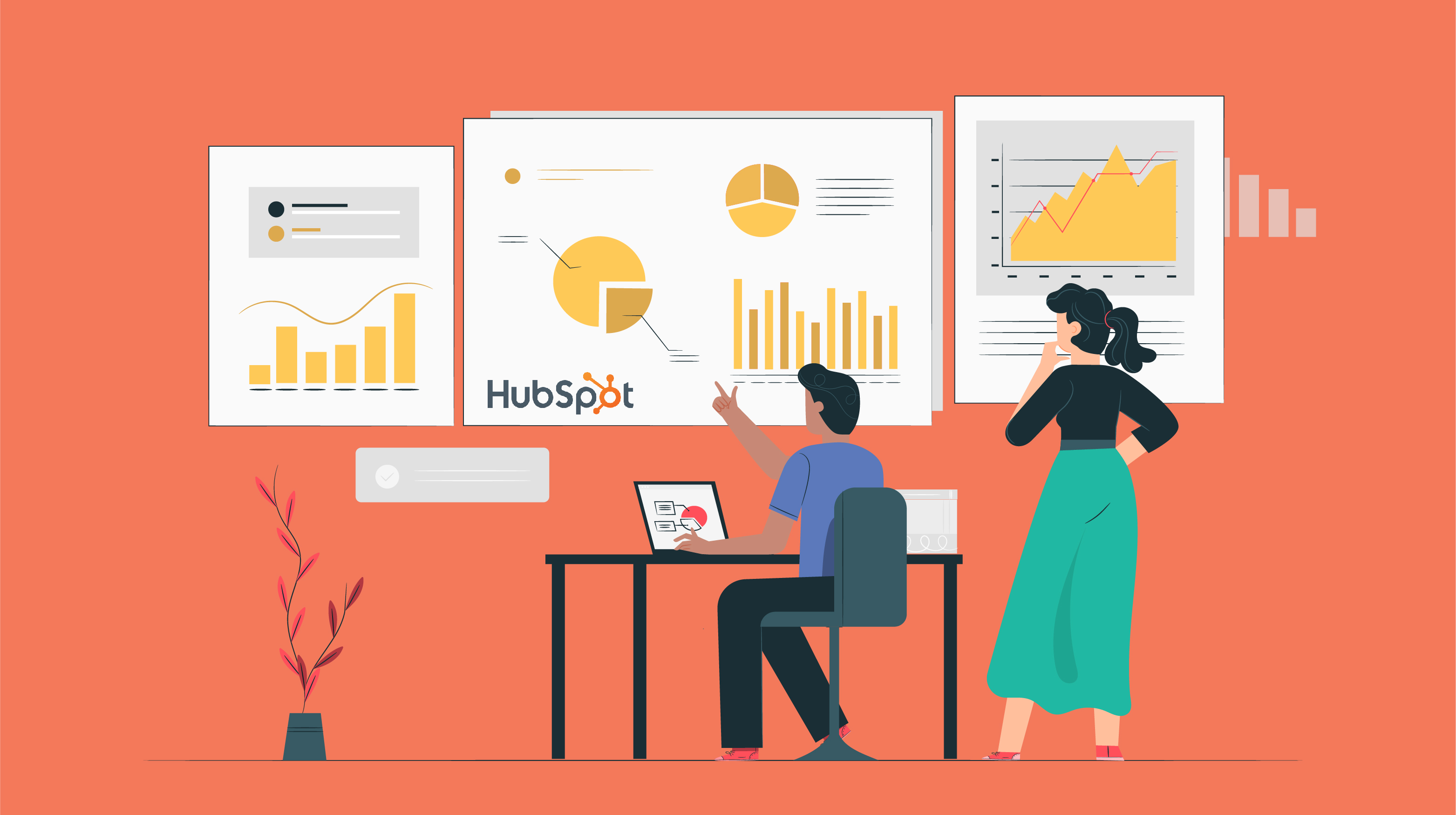 50 HubSpot Marketing Statistics You Need to Know