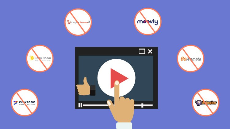 6 best Explainer Video Software to create an amazing video