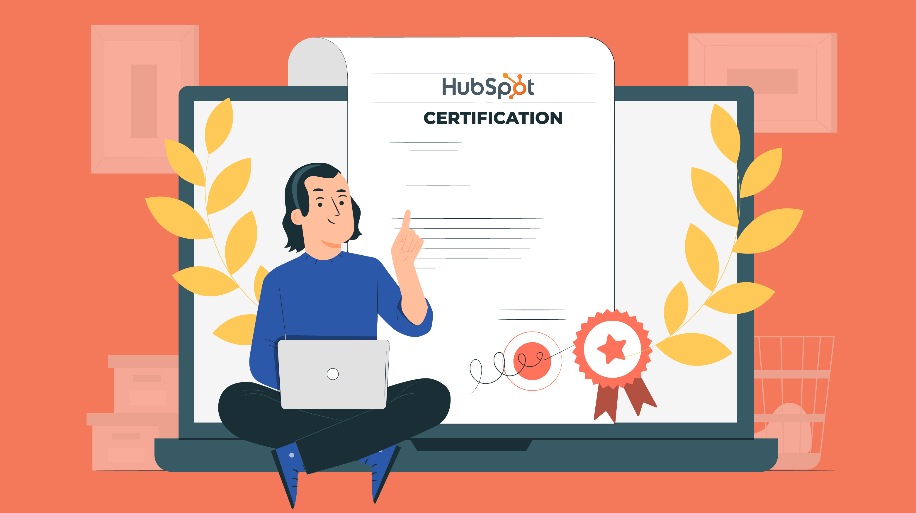 9 Reasons how HubSpot Certifications can help you Grow in 2021