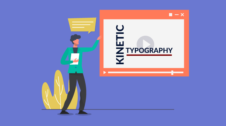 These 5 reasons will make you go with Kinetic Typography Animation