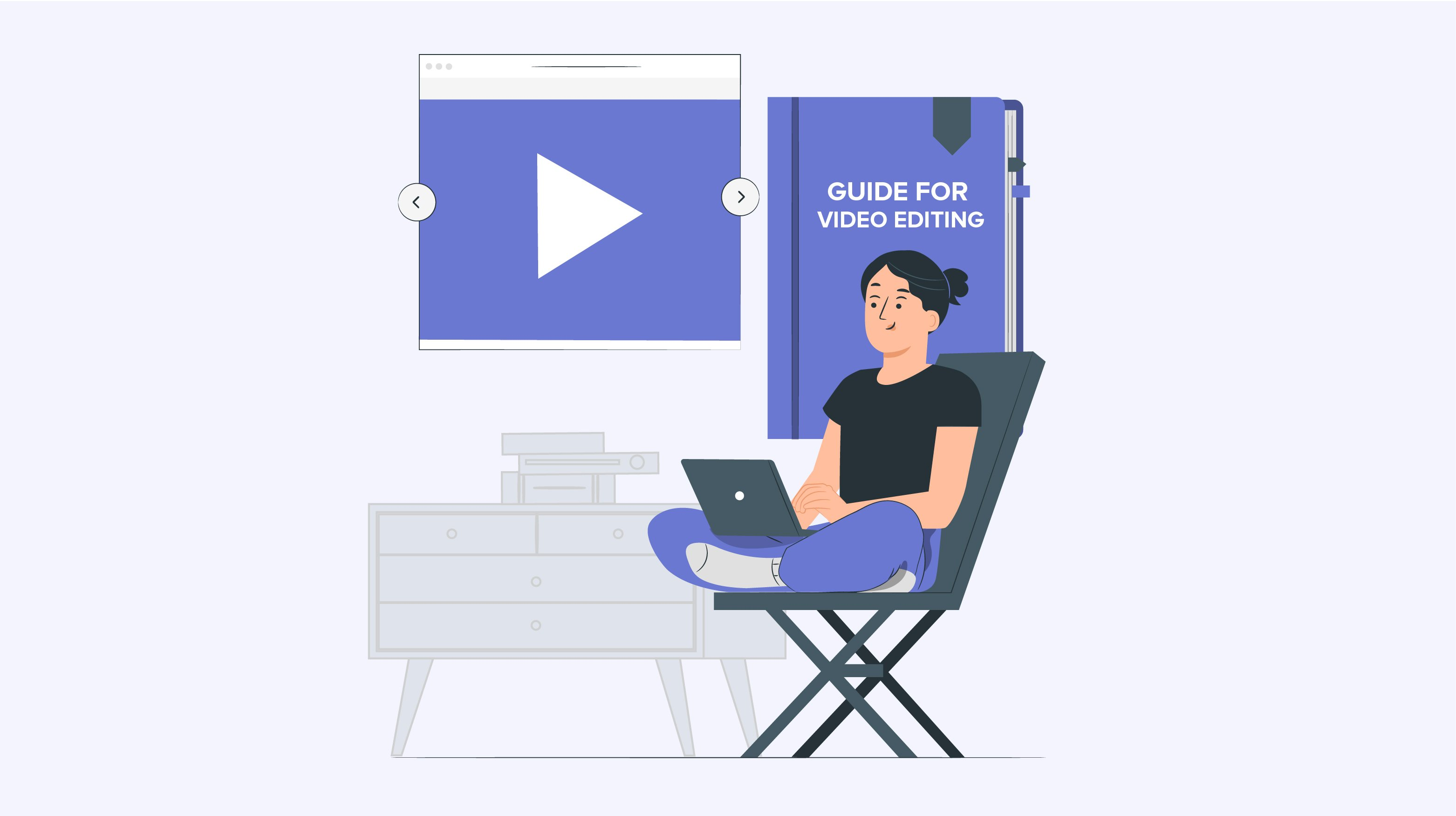 Best guide for the starter to learn Video Editing