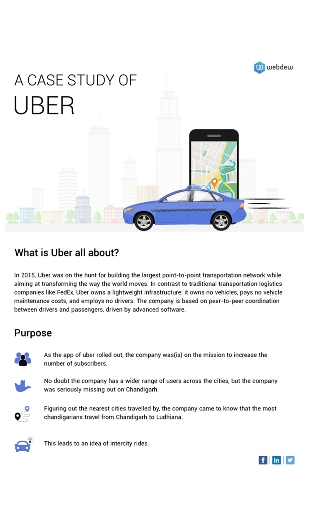 A Case Study of Uber
