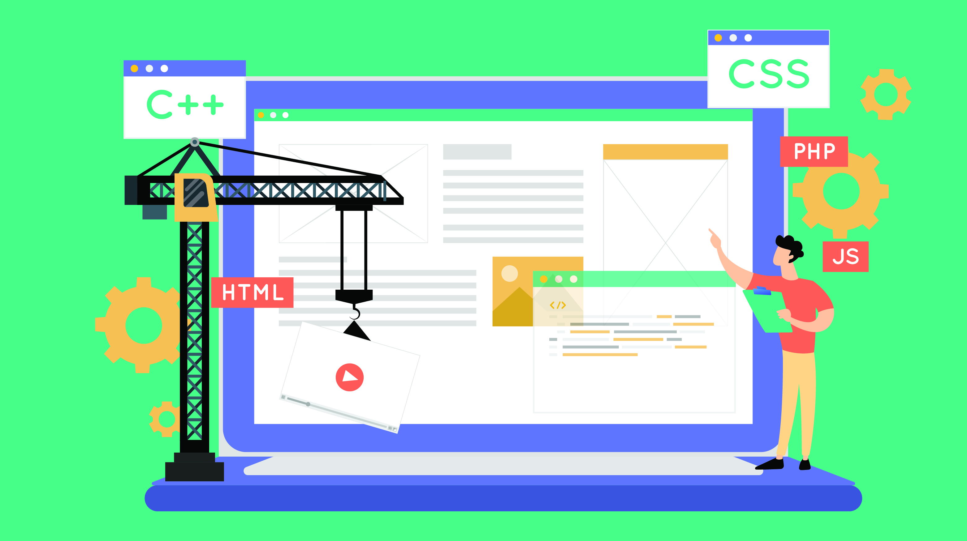 Everything You Need to Know about Web Development as a Beginner