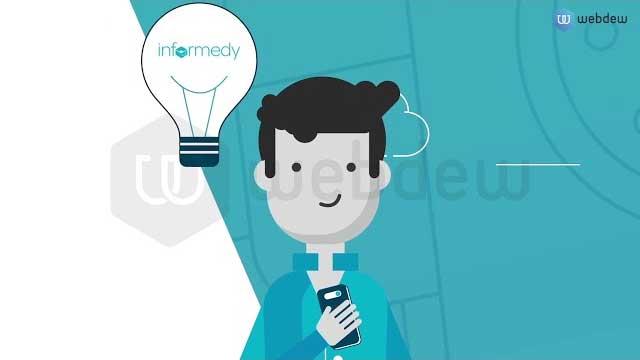 Webdew Portfolio - Informedy