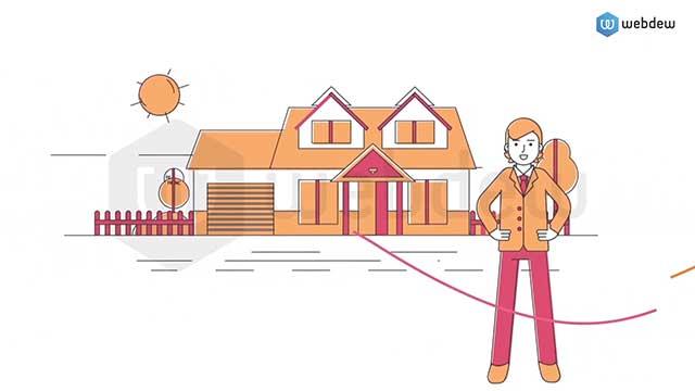 Webdew Portfolio - Care Your Property