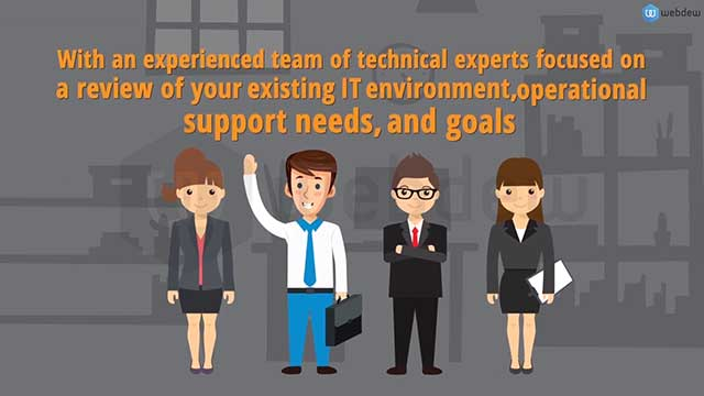 Webdew Portfolio - XCELLHOST Cloud Advisory service
